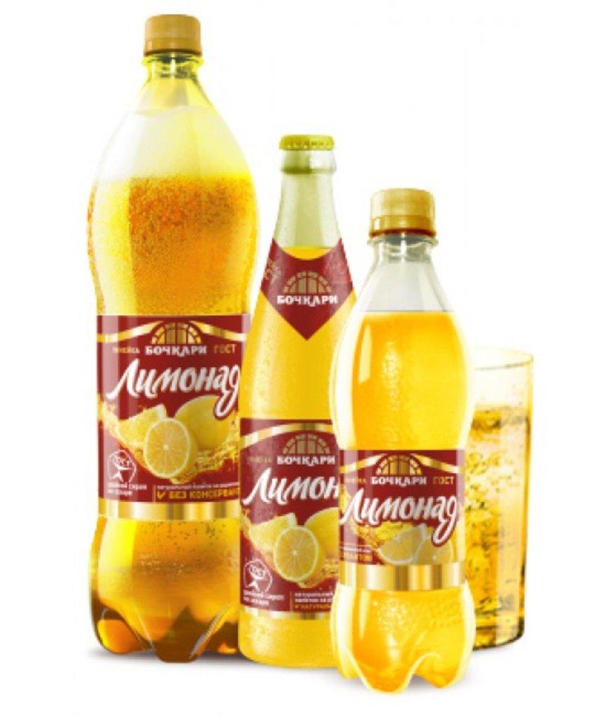 Напитки: Лимонад в асс-те 1.5л в Смак-нк.рф