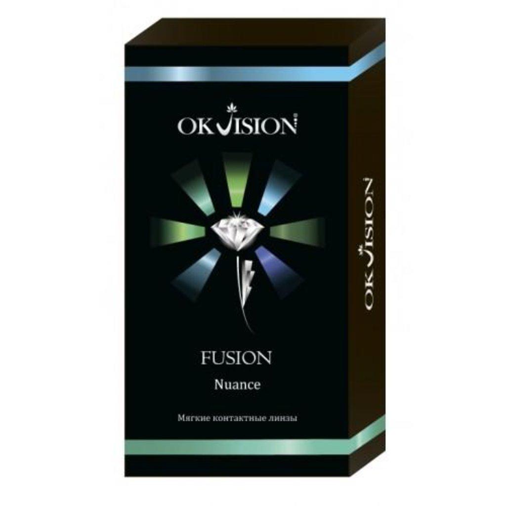 Контактные линзы: Контактные линзы Fusion Nuance 2 недели (6шт / 8.6) Ok Vision в Лорнет