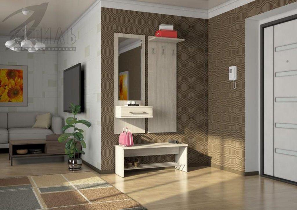 Прихожие: Мебель для прихожей Оскар - 1 в Диван Плюс