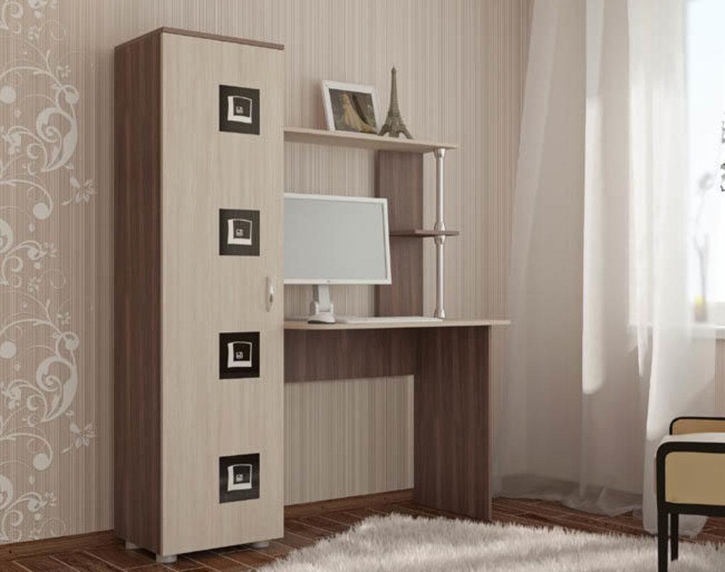 Столы компьютерные: Стол компьютерный Юниор-2 в Уютный дом