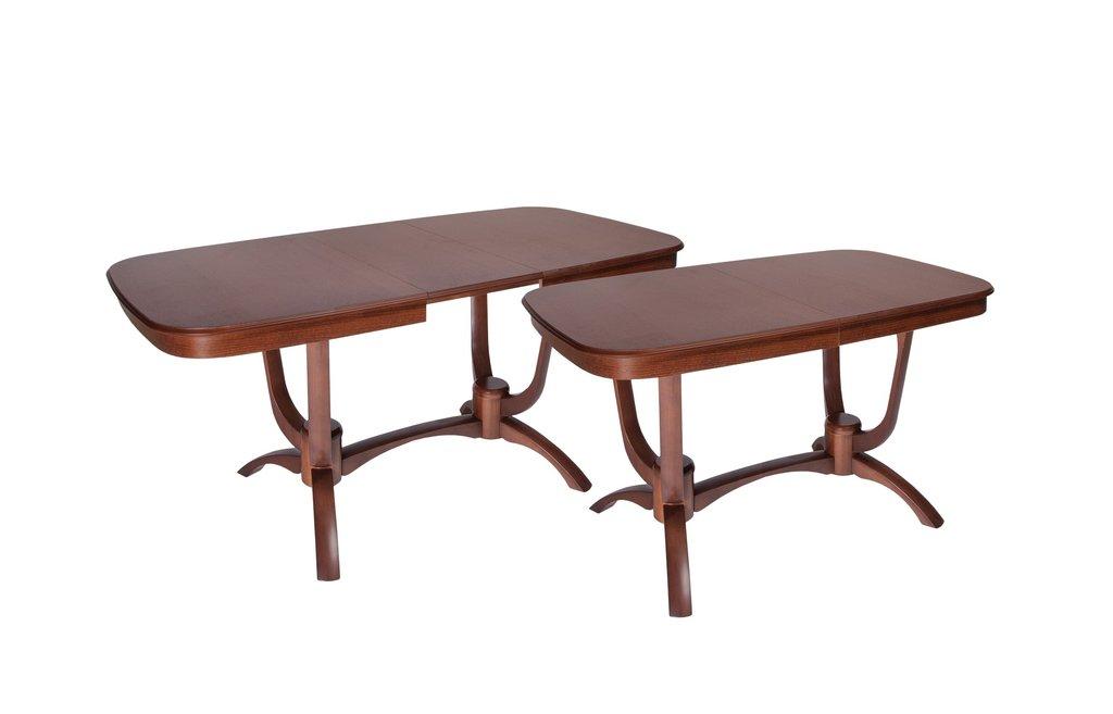 Столы деревянные: Стол Камелия 1300 в АРТ-МЕБЕЛЬ НН