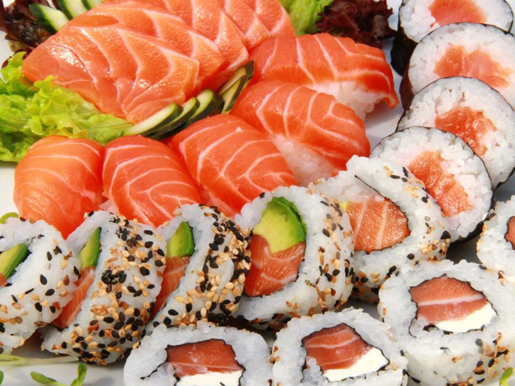 Ресторан: Доставка суши в Огни Сухоны, развлекательный центр