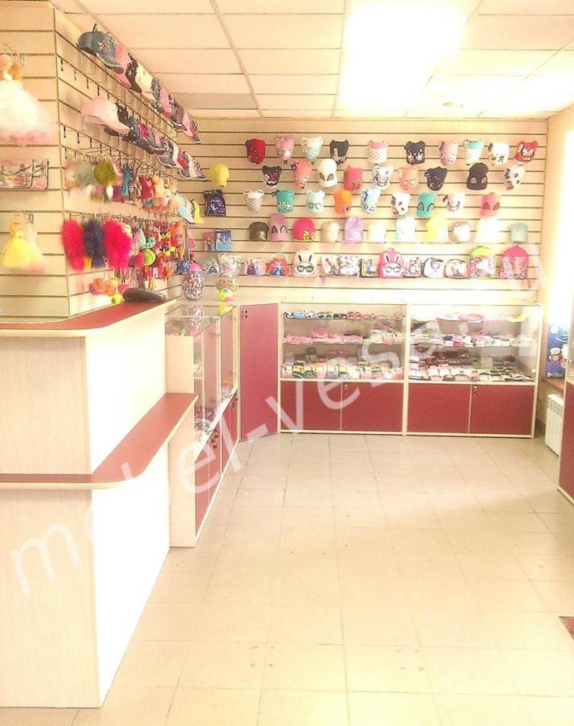Корпусная мебель: Витрина для магазина в Vesa