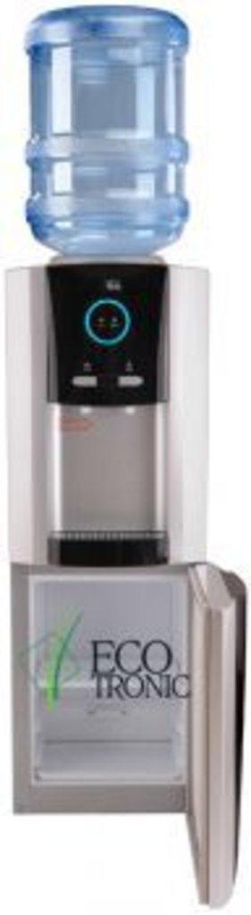 Кулеры для воды: Ecotronic G8-LF. Напольные кулеры с холодильником в ЭкоВода