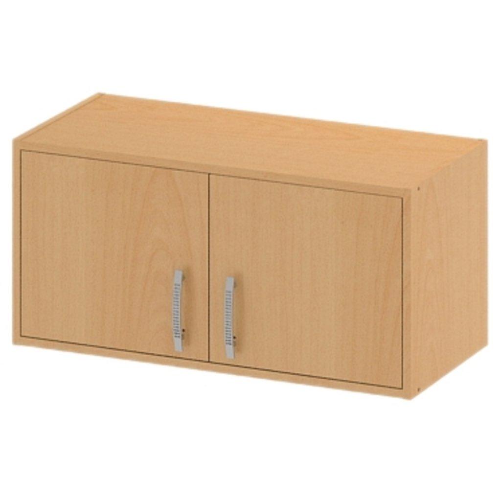 Офисная мебель пеналы, шкафы Р-16: Антресоль (16) 420*720*380 в АРТ-МЕБЕЛЬ НН