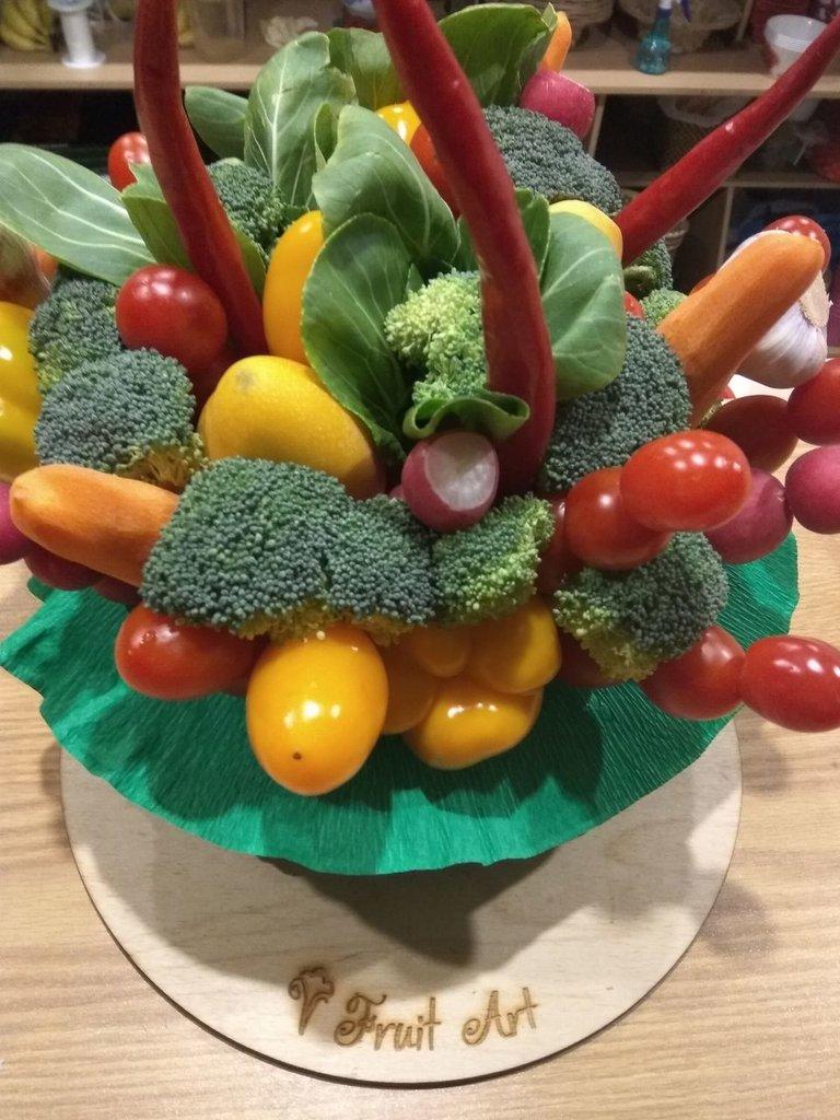 """ВСЕ БУКЕТЫ: Букет """"Здоровье"""" в Fruit Art"""