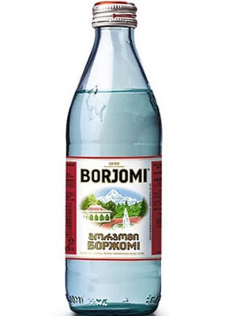 """Напитки: Минеральная вода """"Боржоми"""" в Restorant SH"""