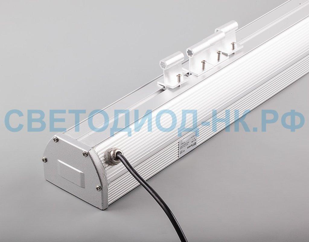Архитектурные светильники: LL-890 Светодиодный линейный прожектор, 36LED RGB, 1000*85*65mm, 36W 85-265V, IP65 в СВЕТОВОД