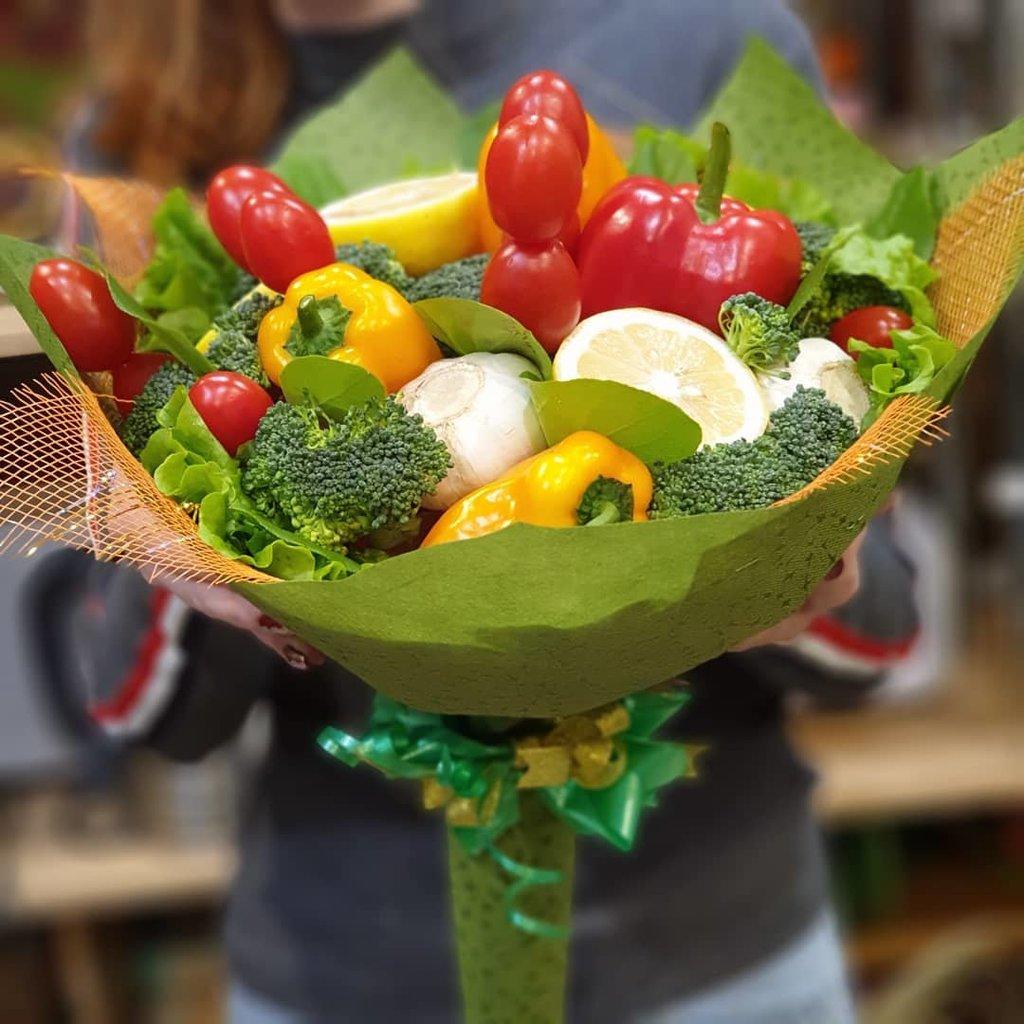 ВСЕ БУКЕТЫ: Букет здоровье в Fruit Art