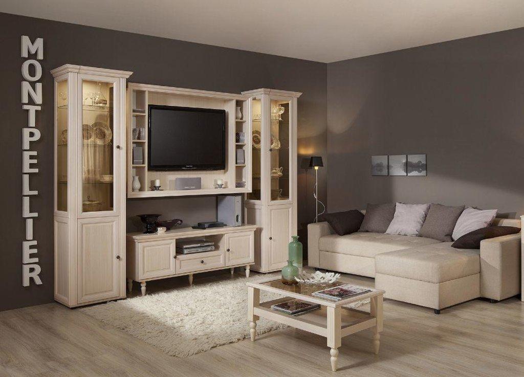 Модульная мебель в гостиную Montpellier: Модульная мебель в гостиную Montpellier в Стильная мебель