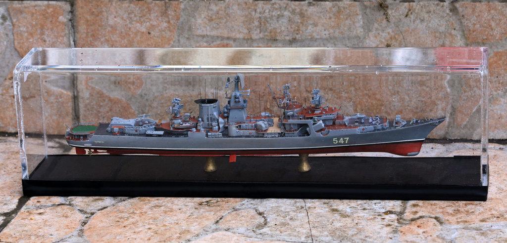 """Модели кораблей: Большой противолодочный корабль проекта 1134-Б """"Таллин"""" в Модели кораблей"""