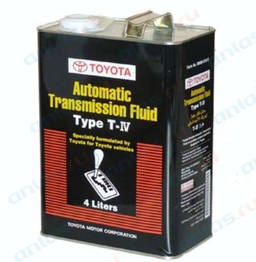 ГСМ: Масло Toyota ATF Type IV жидкость для АКПП 4 л Япония в MОТОР