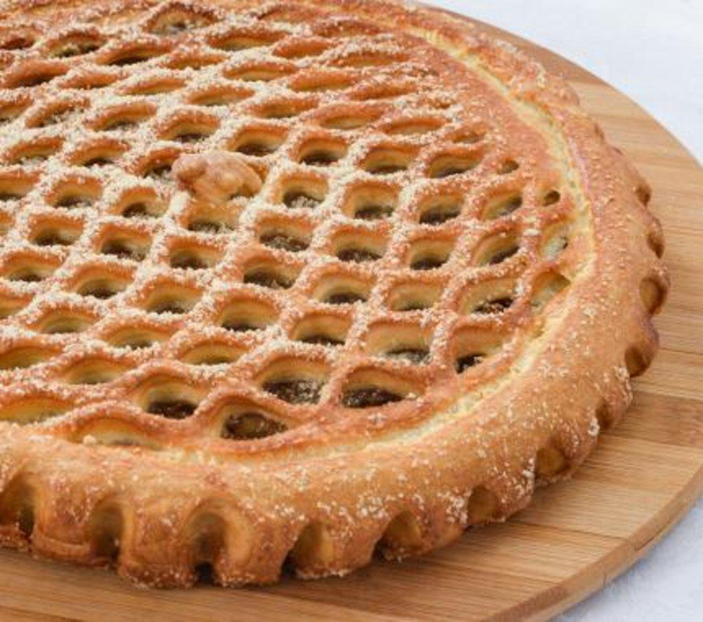 Сладкие: Пирог с Яблоками и вишней в Царевы Пироги