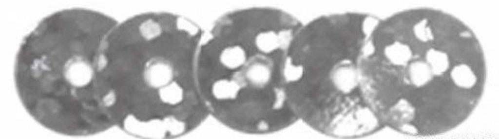 Плоские 6мм.: Пайетки плоские 6мм.упак/10гр.Астра(цвет:50112 серебро голограмма) в Редиант-НК