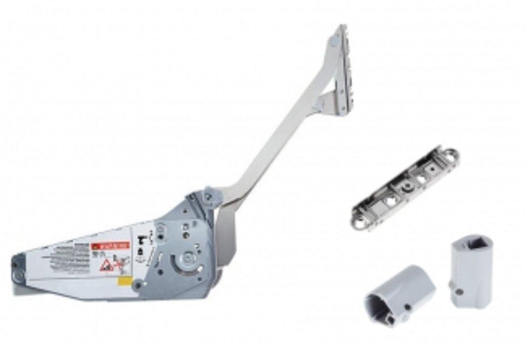 Подъемные механизмы FREEslide: Подъёмный механизм FREEslide серия P (H345-420мм) 7,4 - 14,0 кг в МебельСтрой