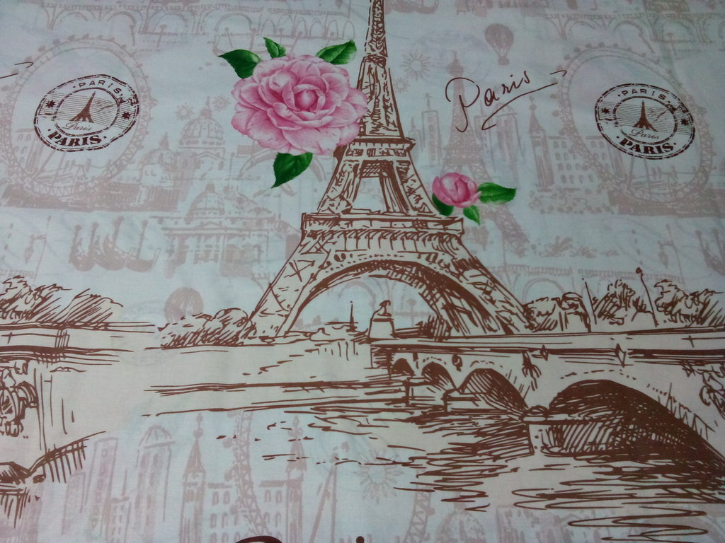 КПБ Русские Бязи: КПБ Париж в Дрёма