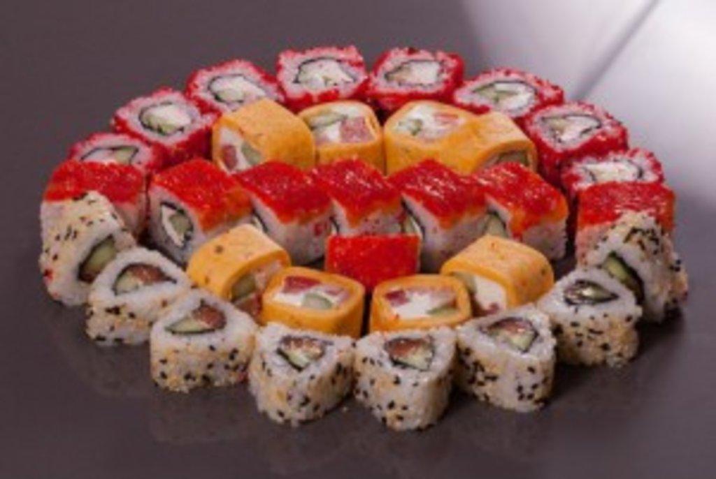Сеты: Сакура в Sushin