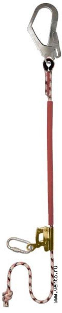 Одинарные стропы: Строп веревочный одинарный с регулятором длины ползункового типа «B12у» в Турин