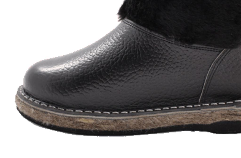 Обувь подростковая и детская: Унты детские. Черные на войлоке. в Сельский магазин