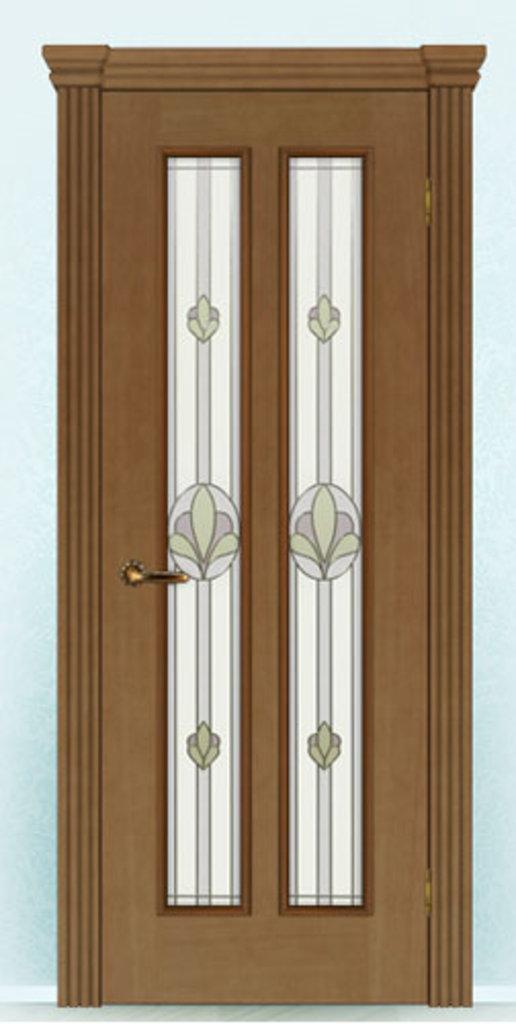 Двери на заказ: Дверь багетная «Крит II» в ДВЕРИ со склада
