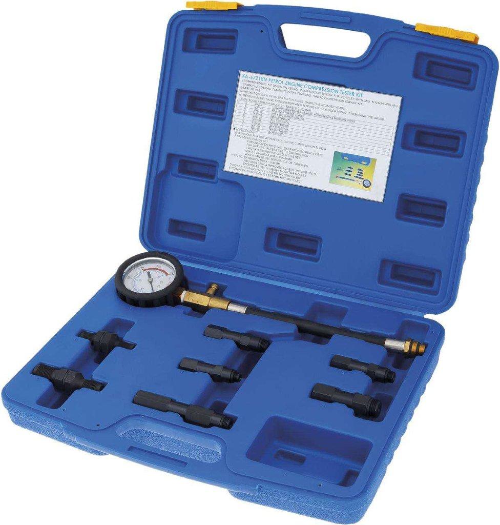 Инструмент для ремонта и диагностики двигателя: KA-6721КN компрессометр бензиновый в Арсенал, магазин, ИП Соколов В.Л.