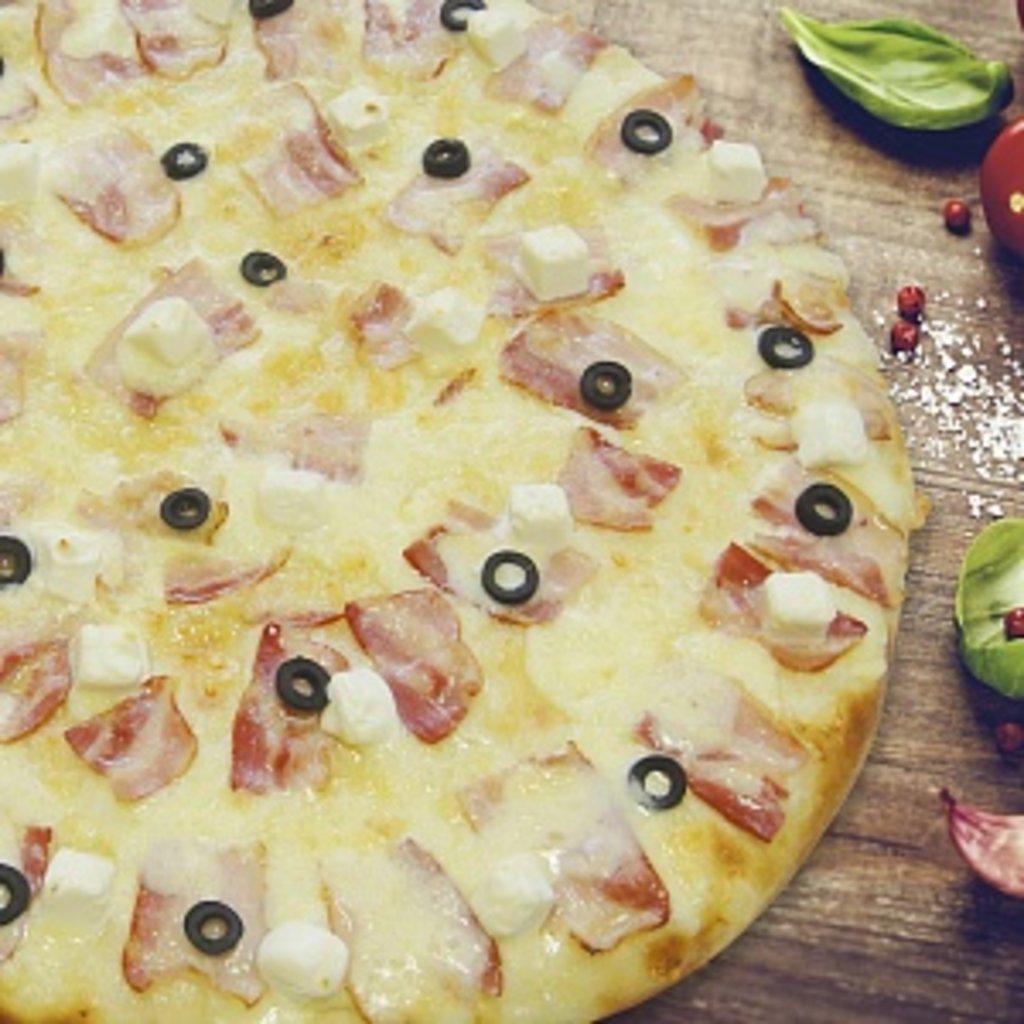 Пицца: Афина в КусОk