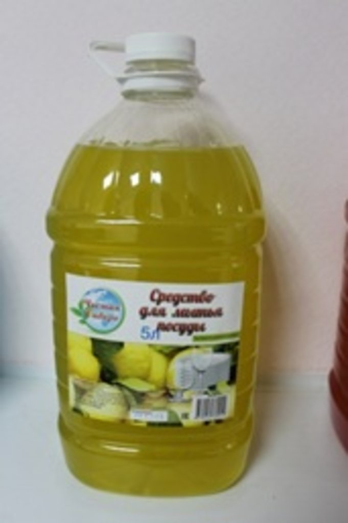 Средства для мытья посуды: Яблоко - корица 5 л в Чистая Сибирь