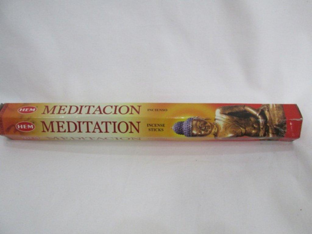 Благовония: HEM Hexa MEDITATION Медитация в Шамбала, индийская лавка
