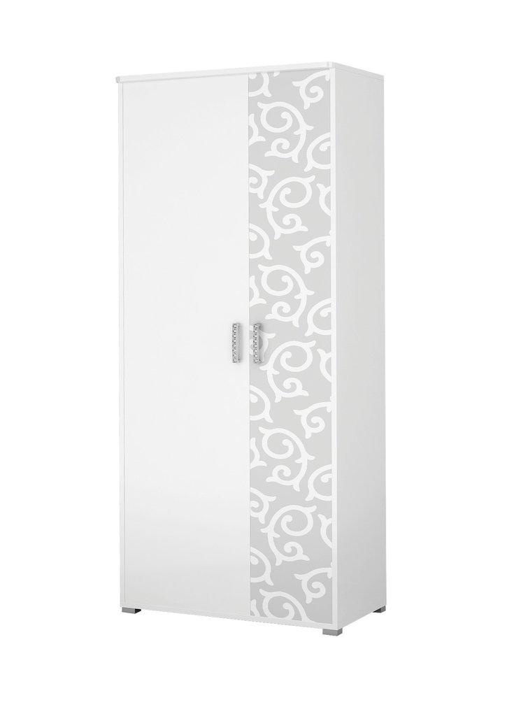 Шкафы для одежды и белья: Шкаф для одежды 2-дверный Белла в Стильная мебель