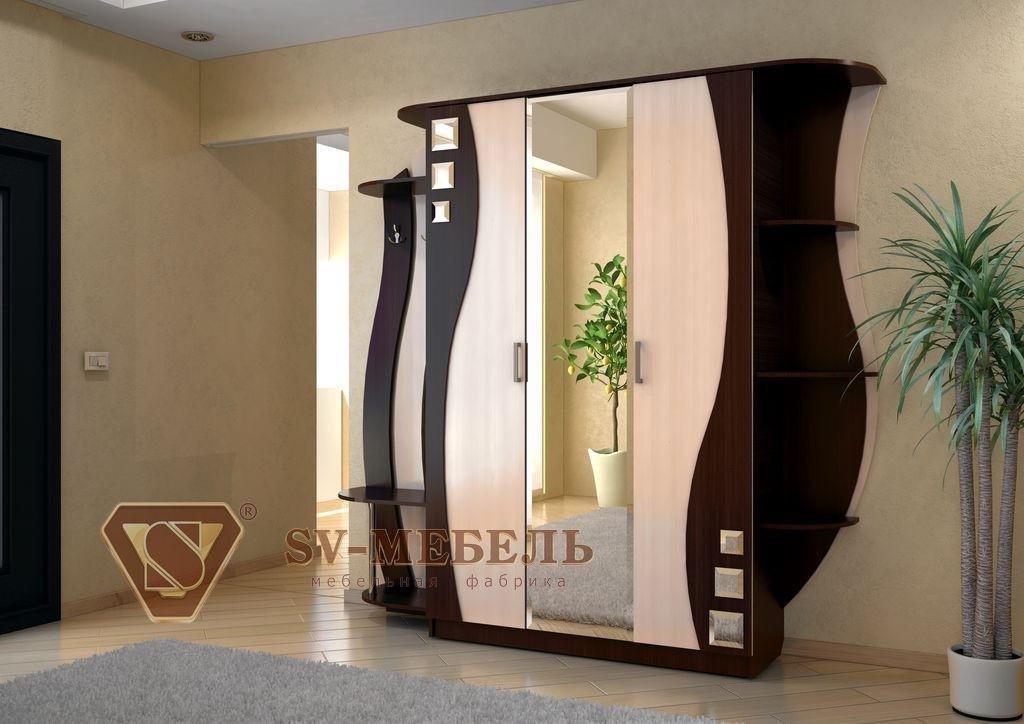 Прихожие: Мебель для прихожей Виза-12 в Диван Плюс