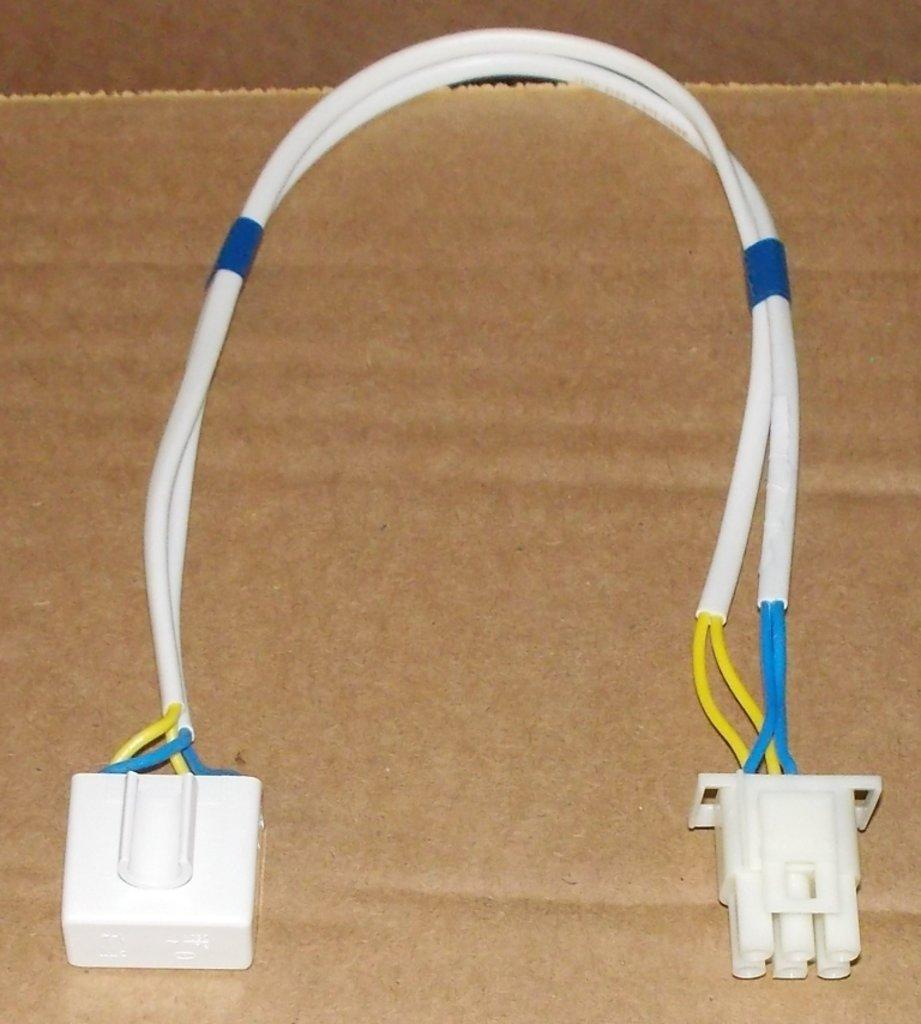 Запчасти для холодильников: Реле тепловое с термовыключателем (4-х концевое) L258436 в АНС ПРОЕКТ, ООО, Сервисный центр