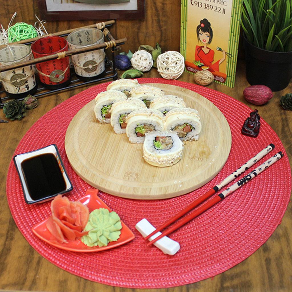 Роллы: № 10. ПРЕЗИДЕНТ в Свит суши