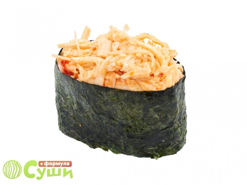 Суши: ЗАПЕЧЁНЫЙ КРАБ в Формула суши