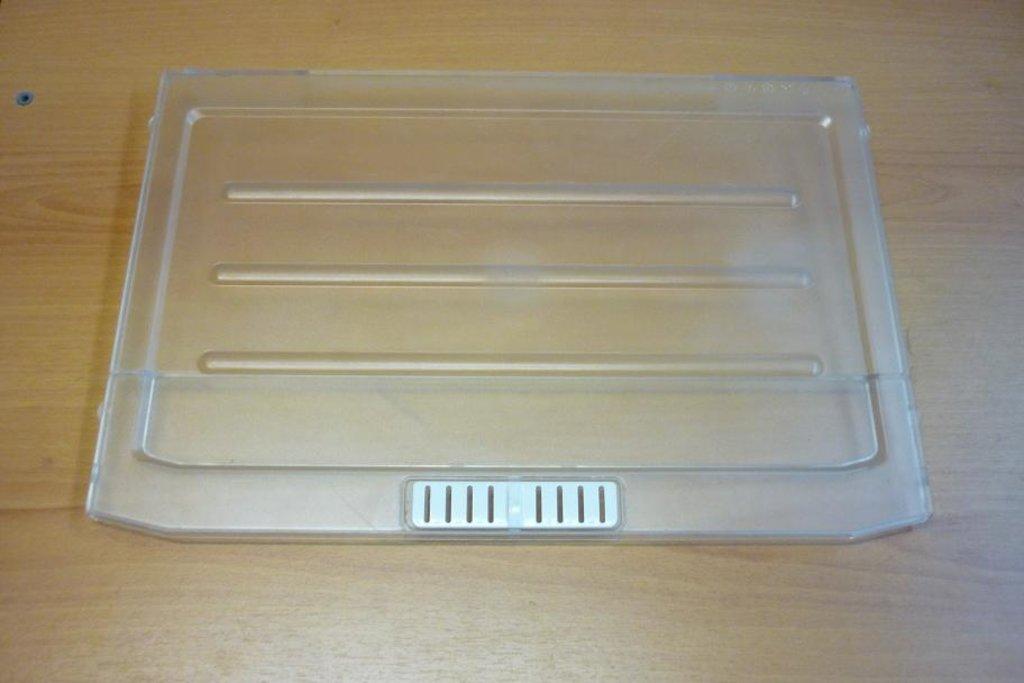 Запчасти для холодильников: Крышка ящика для овощей прозрачная холодильника в АНС ПРОЕКТ, ООО, Сервисный центр