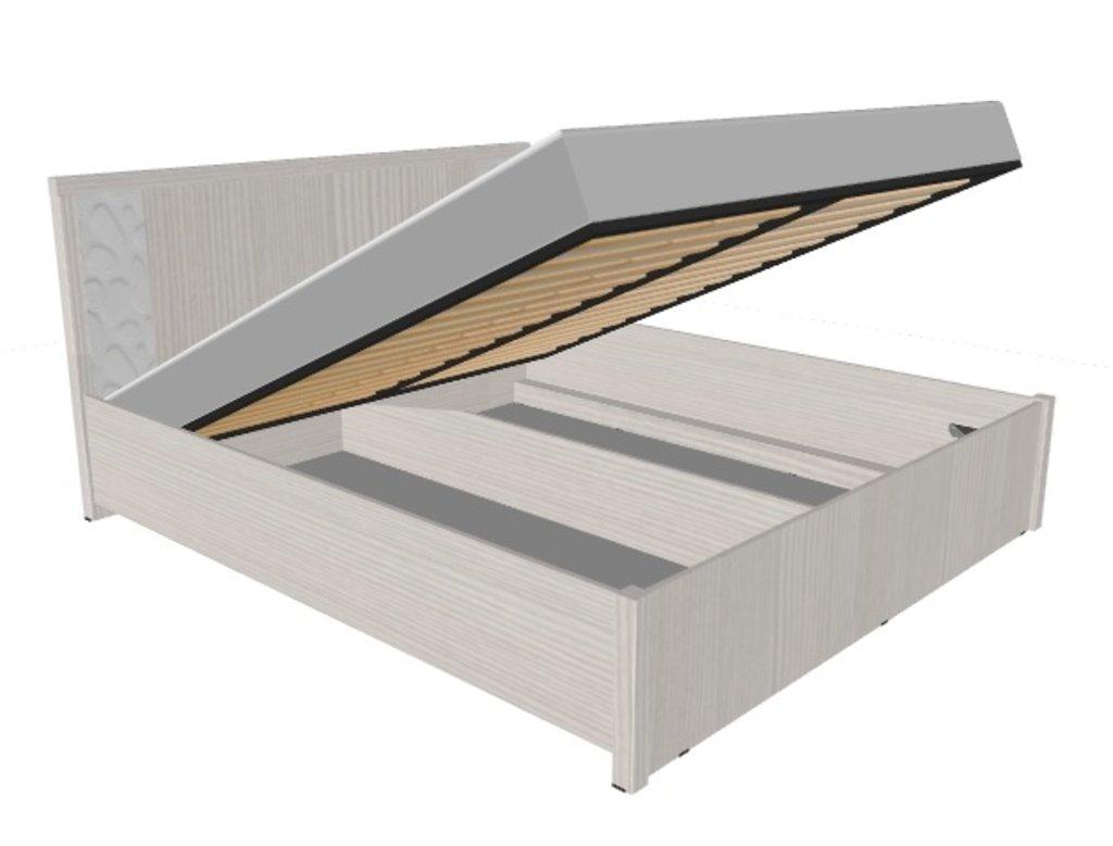 Кровати: Кровать с подъемным механизмом (1600) WYSPAA 22.2 в Стильная мебель