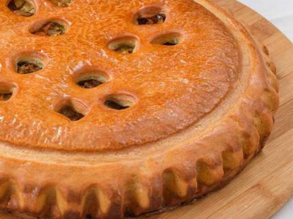 Овощные: Пирог с грибами в Провиант