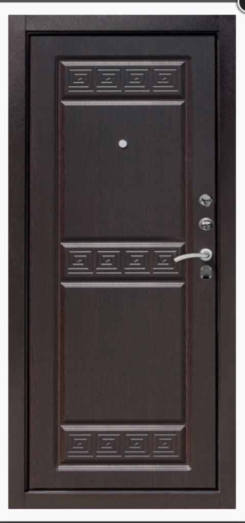 Двери Бункер: Входная дверь. Фабрика Бункер. Модель Эллада в Двери в Тюмени, межкомнатные двери, входные двери