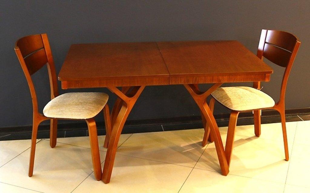 Столы деревянные: Стол Мадрид ПР 1000 раскладной. в АРТ-МЕБЕЛЬ НН