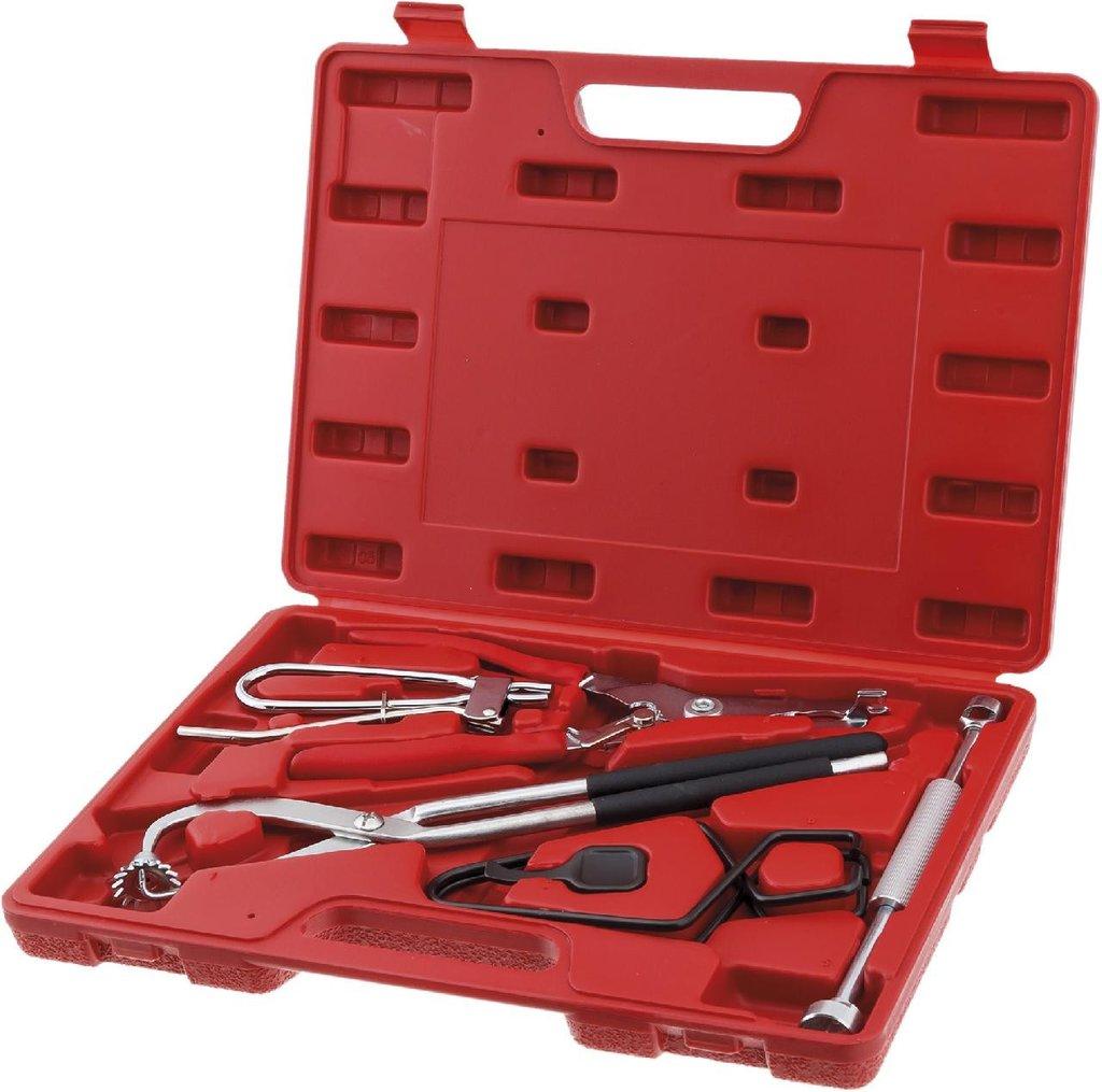 Инструмент для ремонта и диагностики тормозной системы автомобиля: KA-7514K набор снятия/установки барабанного тормоз в Арсенал, магазин, ИП Соколов В.Л.