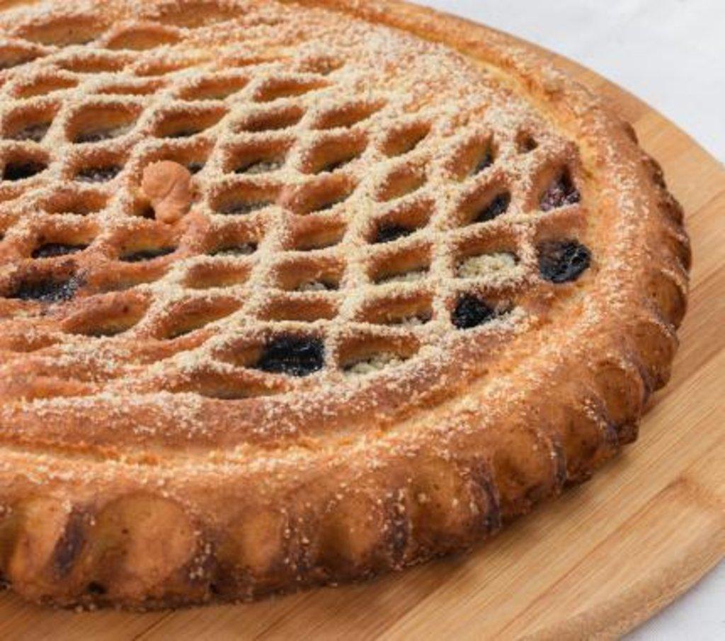 Сладкие: Пирог с Вишней и шоколадом в Царевы Пироги