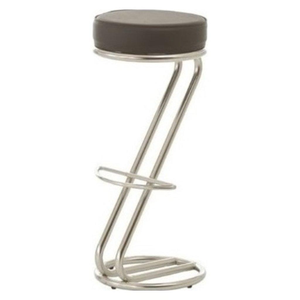 Стулья барные: Барный стул Зетта (хром) в АРТ-МЕБЕЛЬ НН