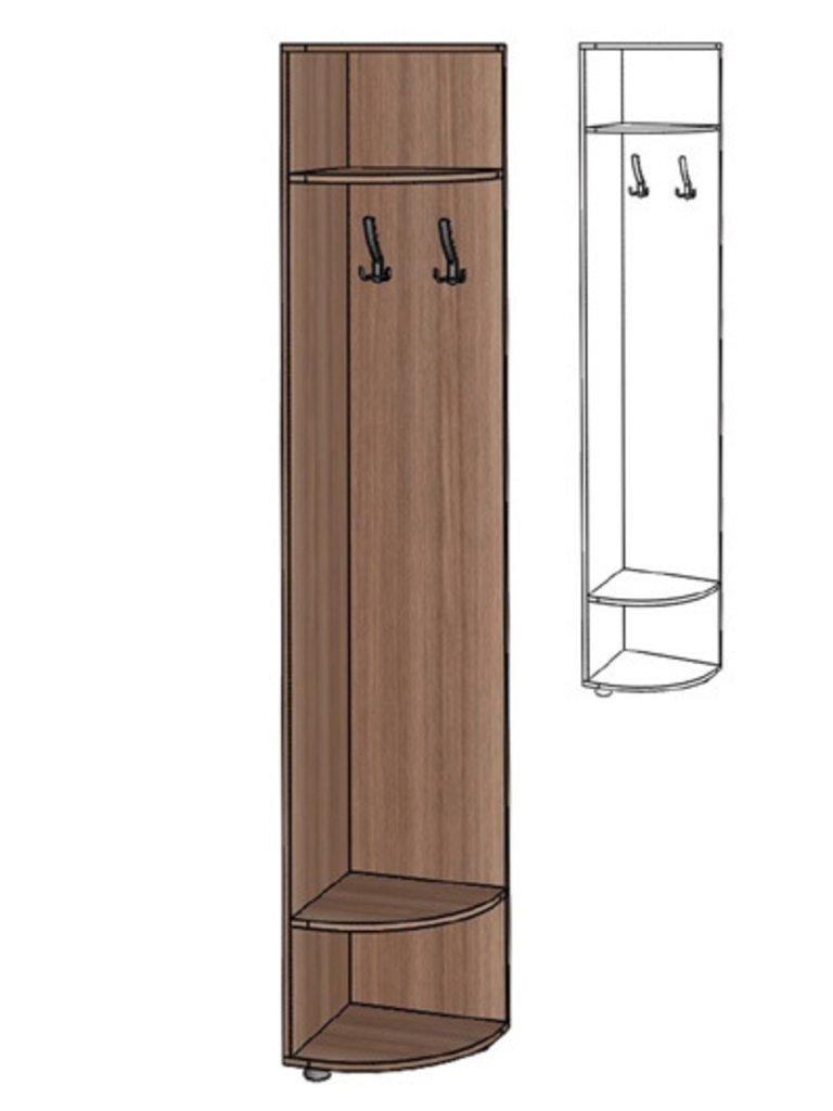 Мебель для прихожих, общее: Вешалка угловая Инфинити в Стильная мебель