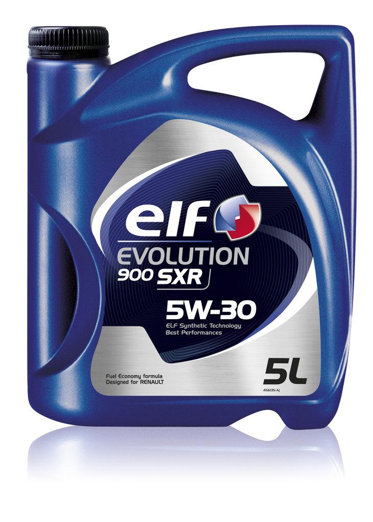 ГСМ: Масло ELF 5/30 Evolution 900 SXR A5/B5, SL/CF синтетическое 5 л в MОТОР