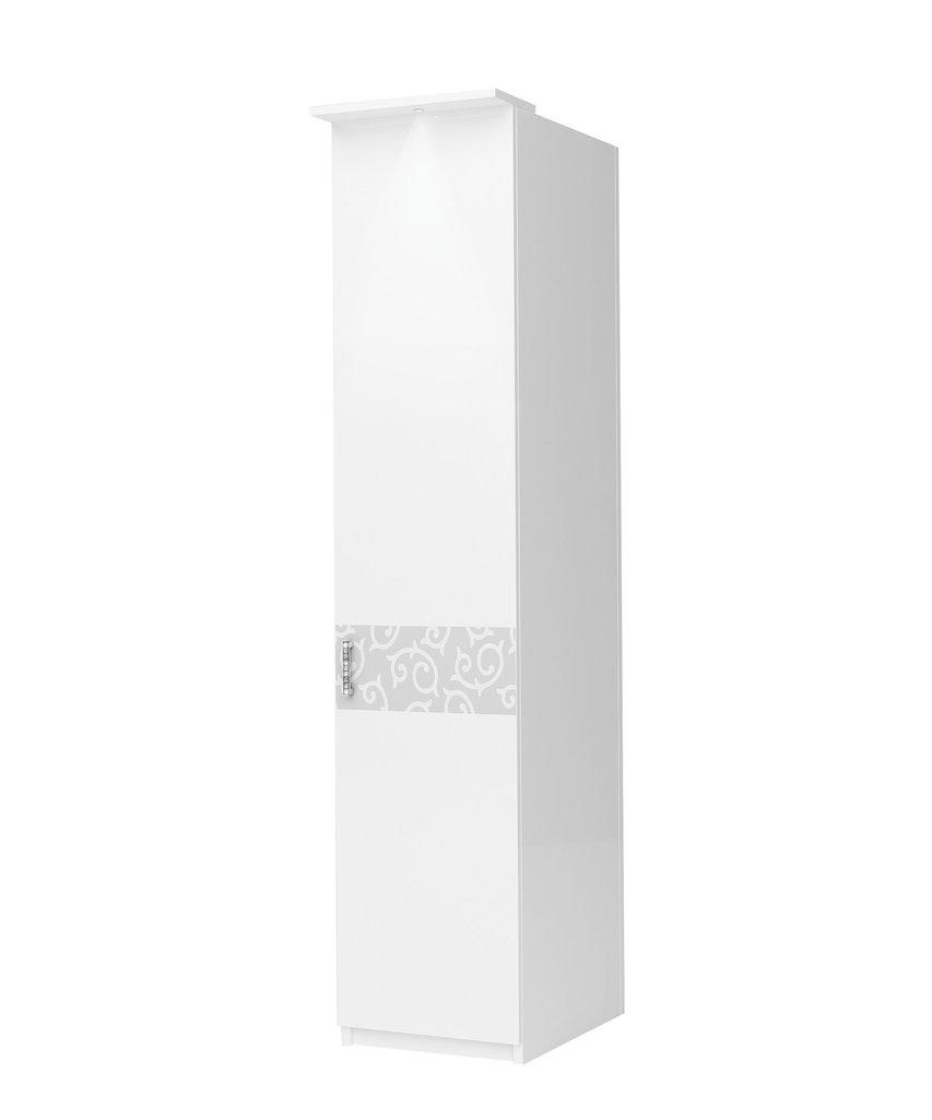 Шкафы для спальни: Шкаф 1-дверный Белла Вайт в Стильная мебель