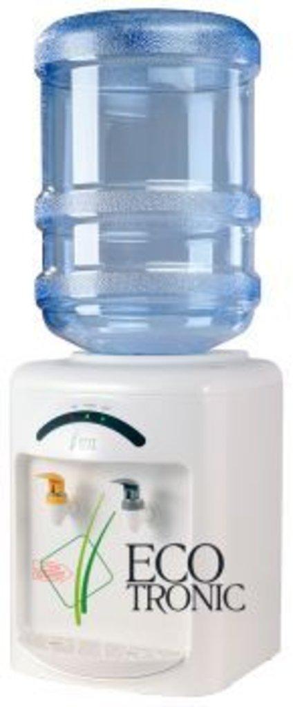 Кулеры для воды: Ecotronic M2-TN. Настольные кулера с нагревом без охлаждения (чайники) в ЭкоВода