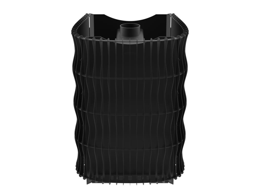Протопи: Банная печь Подкова 24 в Антиль