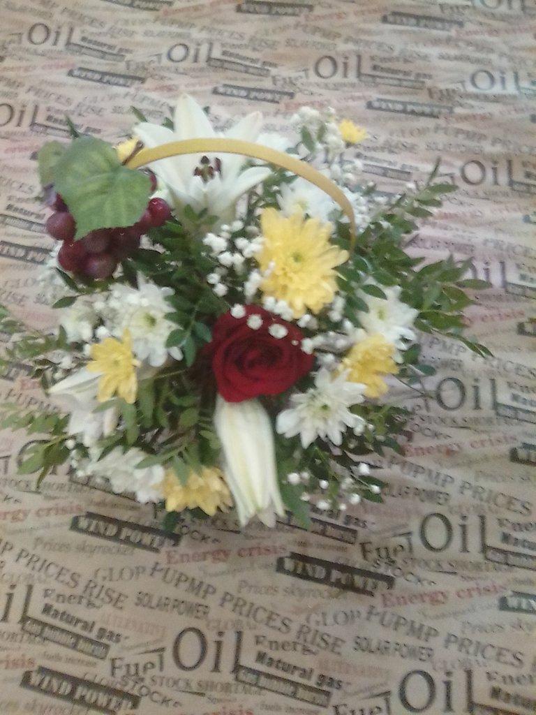 Композиции в Николь, магазины цветов
