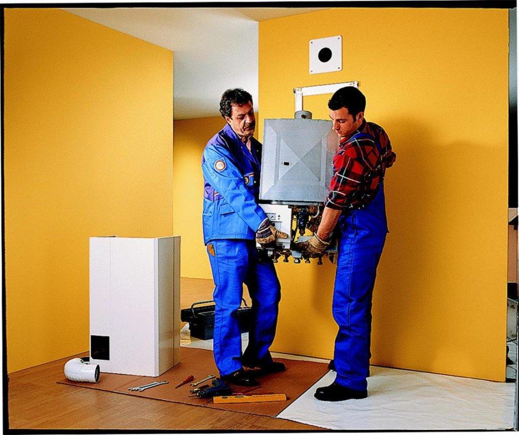 Монтаж, проектирование, обслуживание оборудования газового: Монтаж (установка) оборудования газового в Ортеплосервис