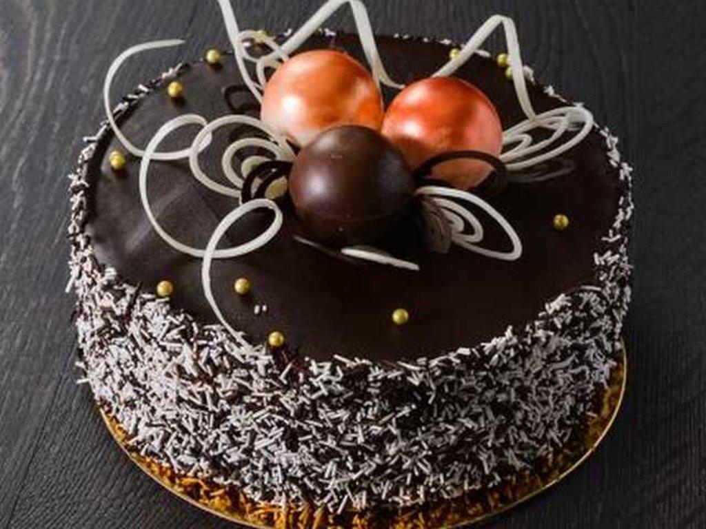 Торты: Три шоколада в Провиант