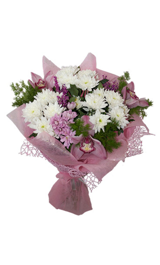 """Букеты и композиции из живых цветов: Букет """"Для тебя"""" в Цветы доставка"""